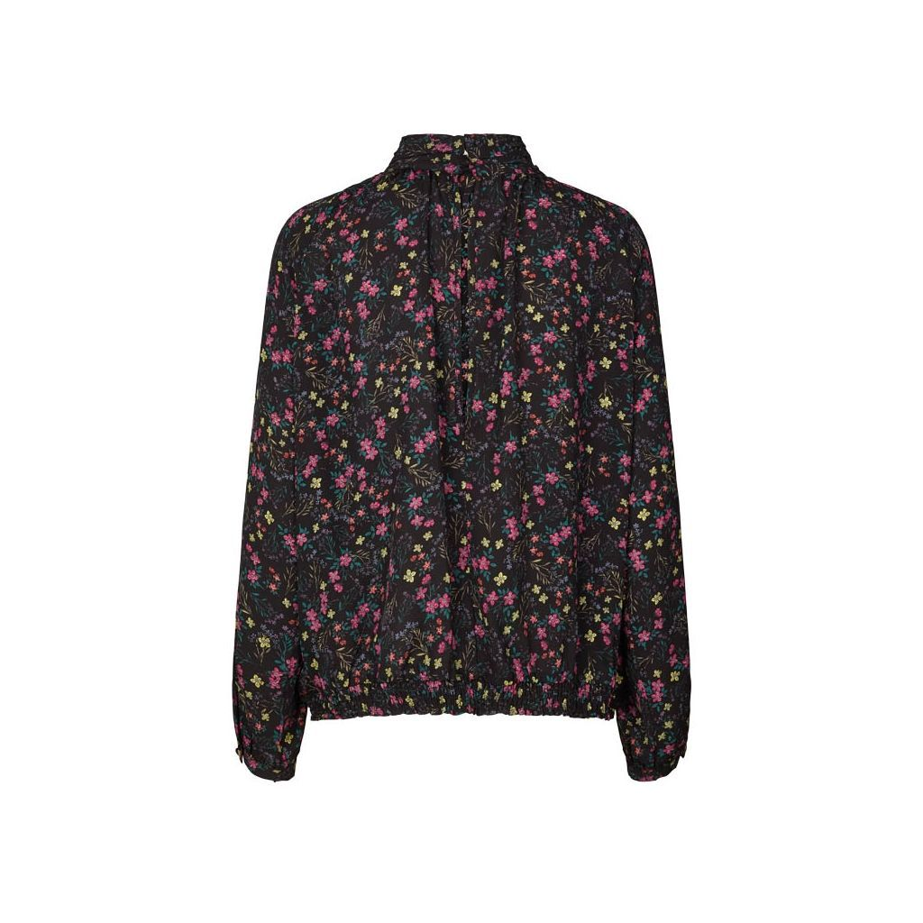 Honda Blouse in Flower Print