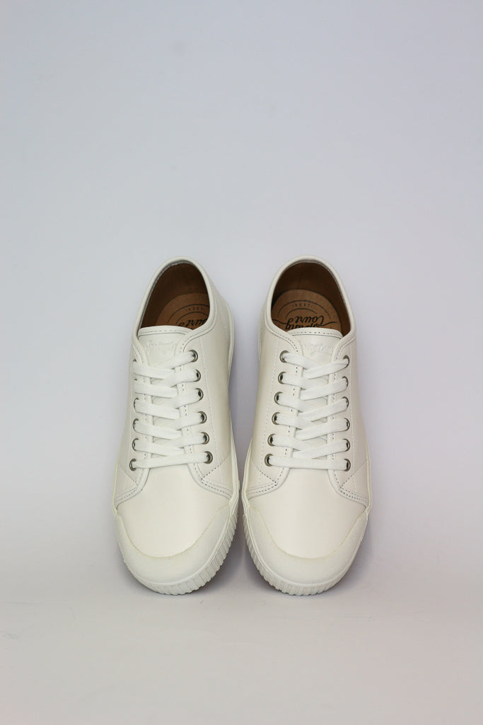 Classic G2 White Nappa Leather sneakers