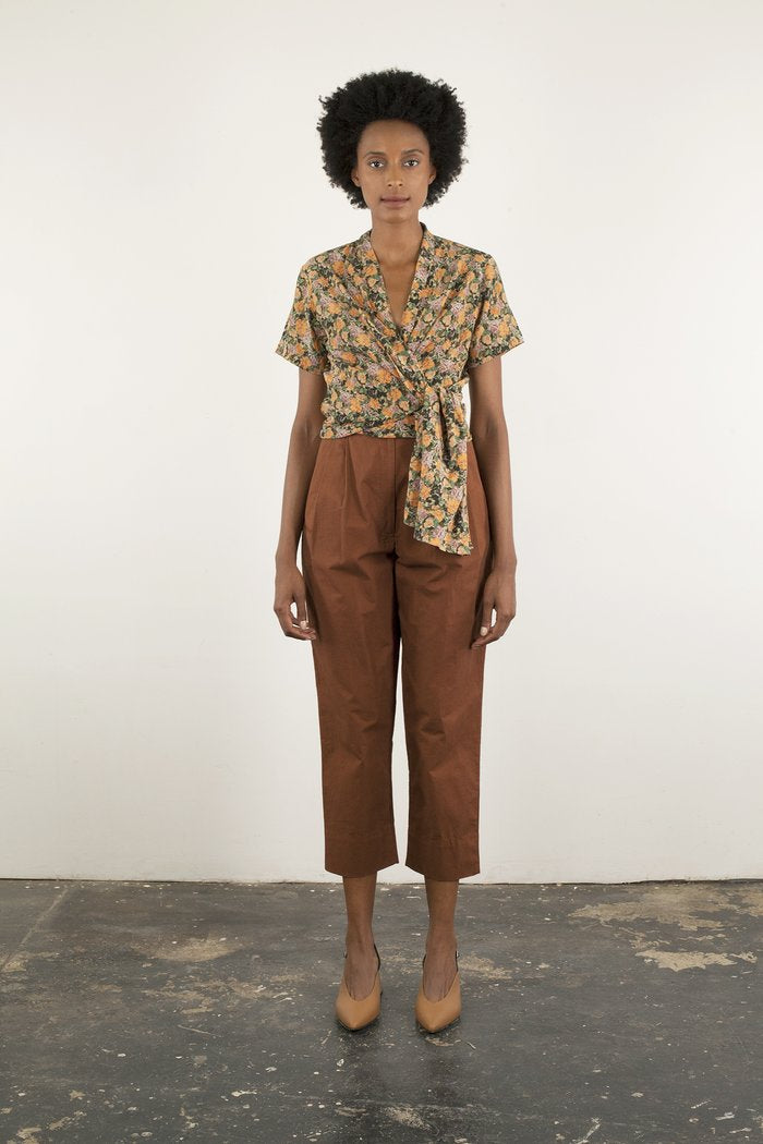 Fielding Pants in Cognac