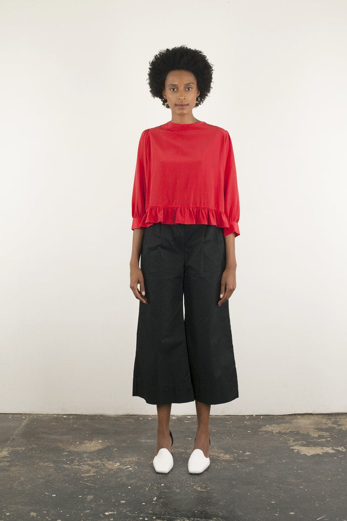 Pomme Top in Red