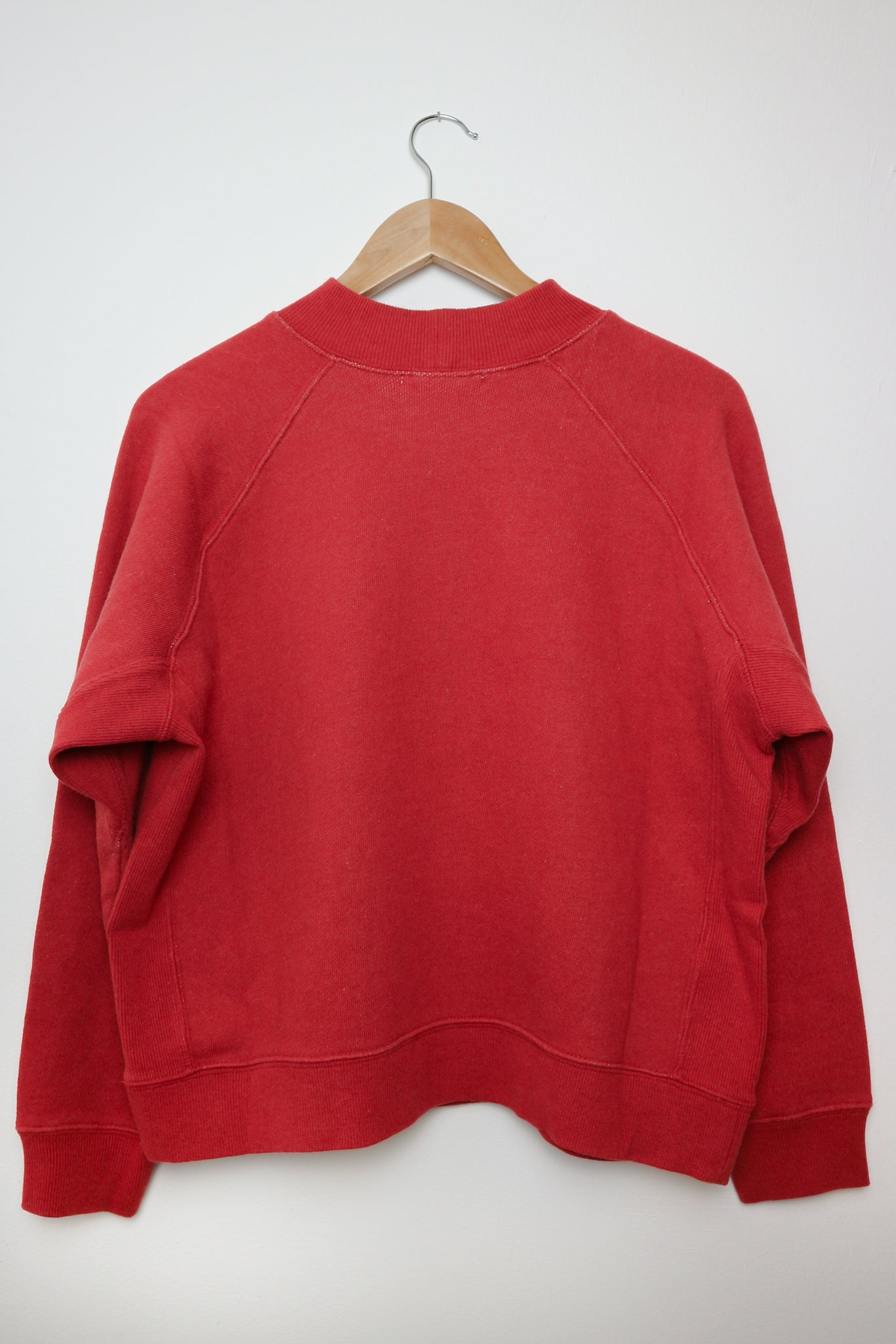 Touche Sweatshirt in Red
