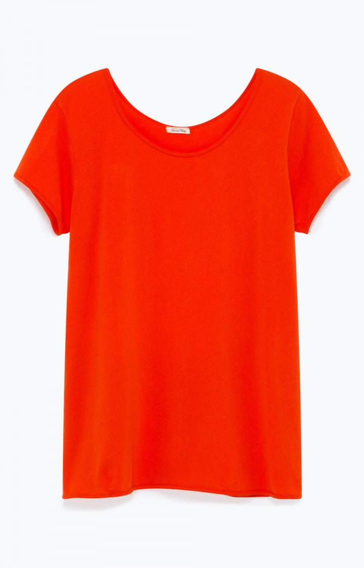 Jockoville T-Shirt in Coral