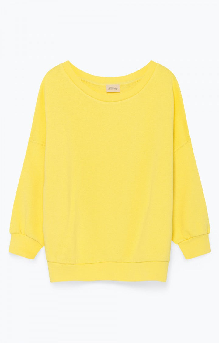 Kinibay Sweatshirt in Lemonade