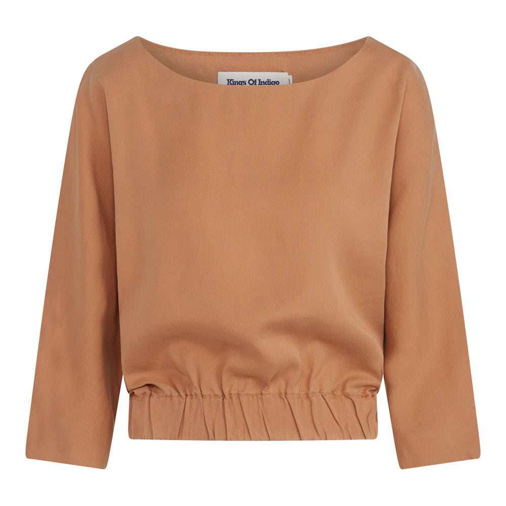 Lalla Top in Nude