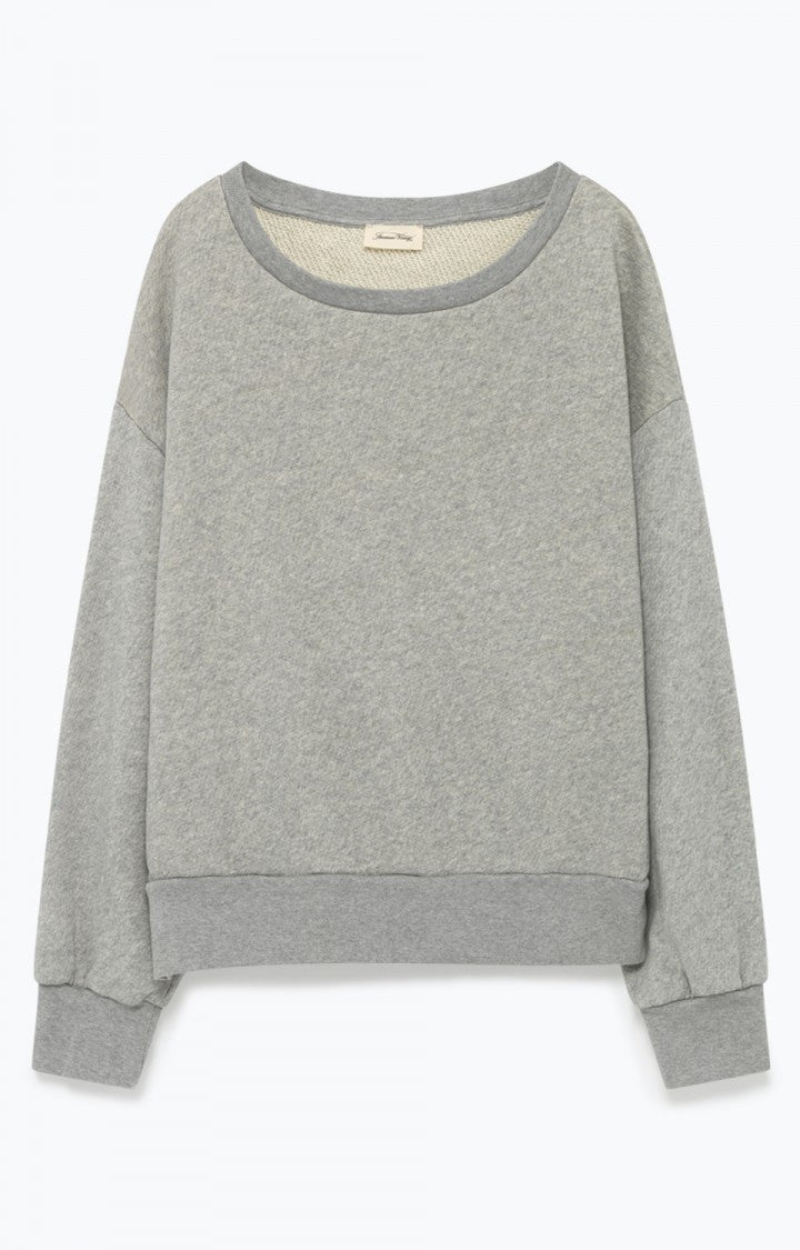 Lokobridge Sweatshirt in Heather Grey