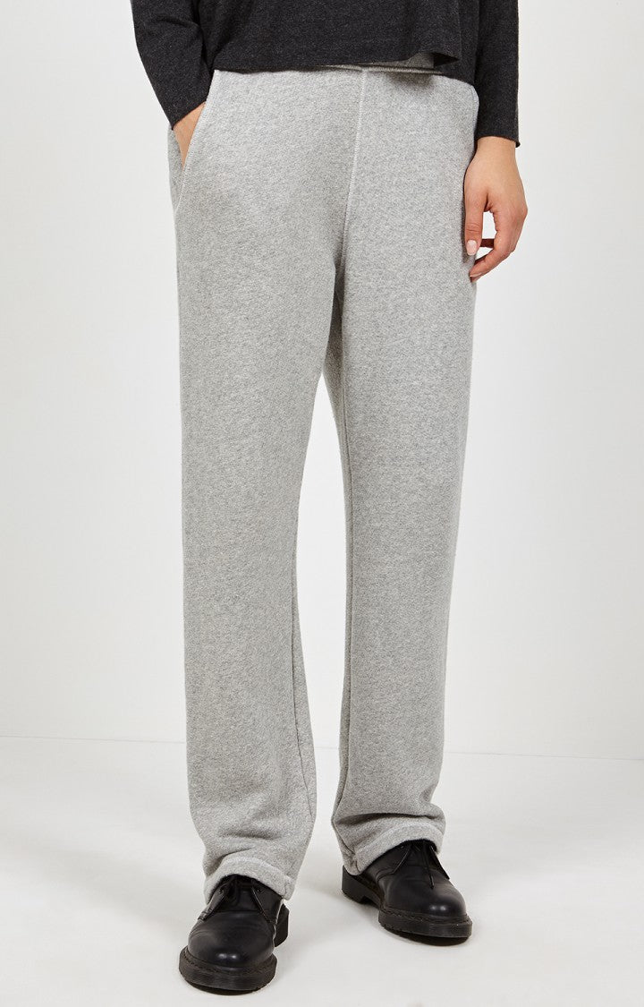 Lokobridge Track Pants in Heather Grey