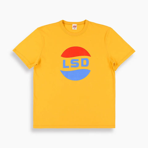 LSD Tee in Yellow