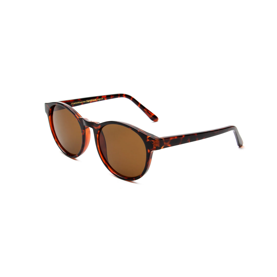 Marvin Sunglasses in Demi Tort