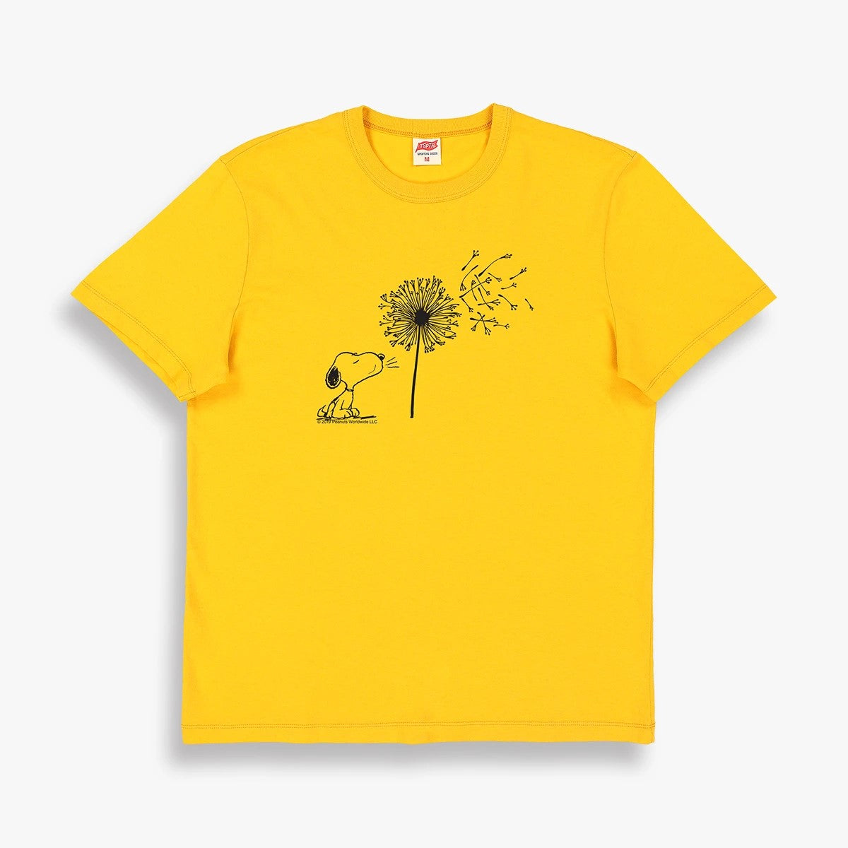 My Reality Tee in Yellow
