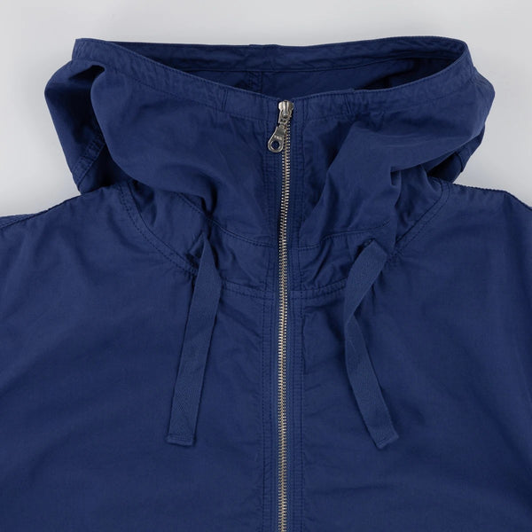 Mojave Zip-Thru Smock in Navy
