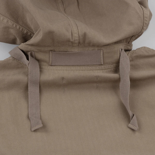 Mojave Zip-Thru Smock in Olive