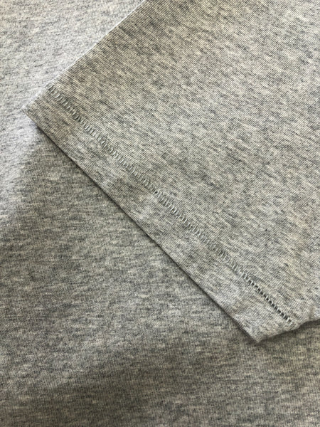 Core Logo T-Shirt in Grey Heather
