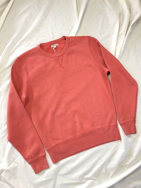 The Standard Crew Sweat in Brick