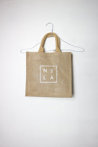 Nola Jute Shopper