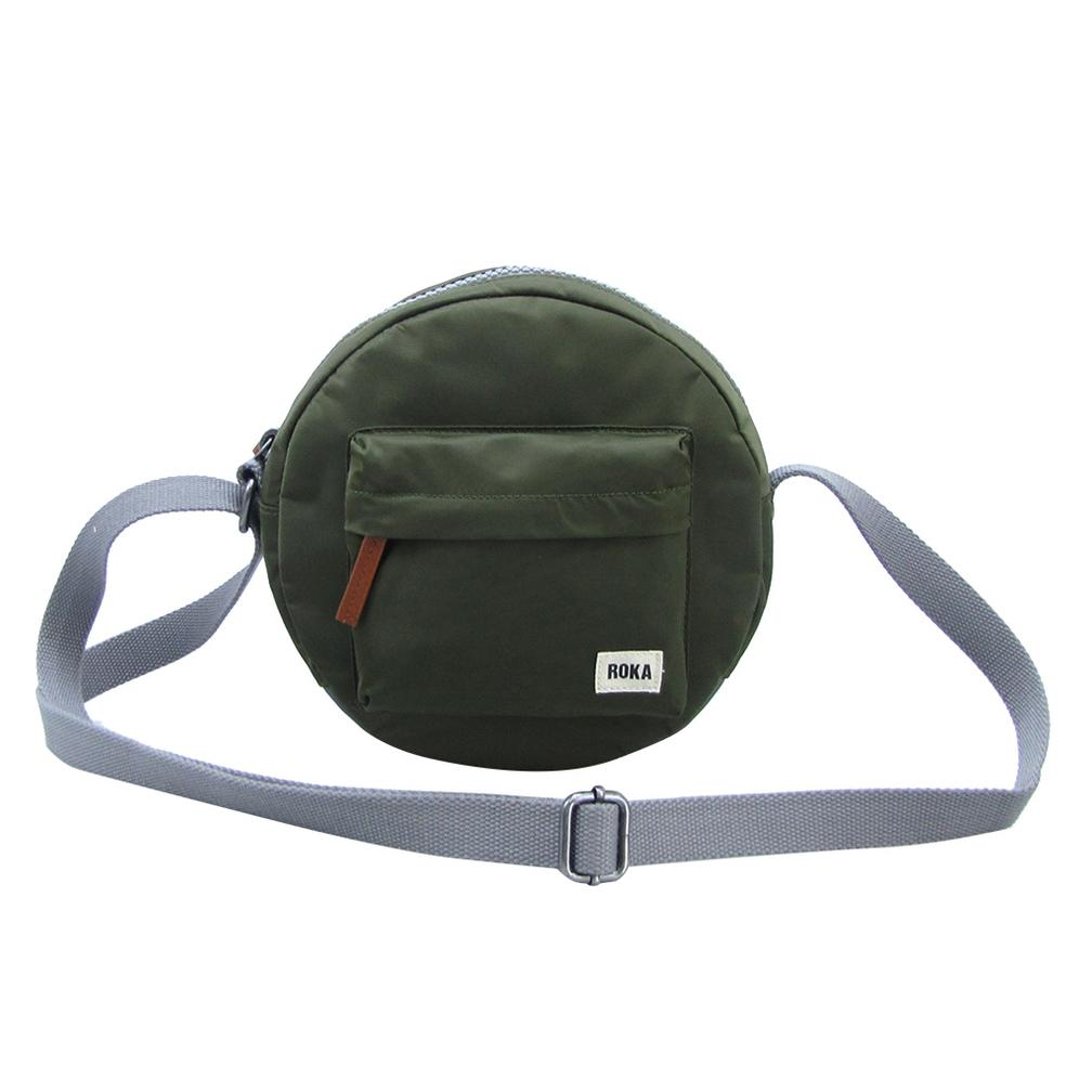 Paddington B Cross-Body Bag in Military