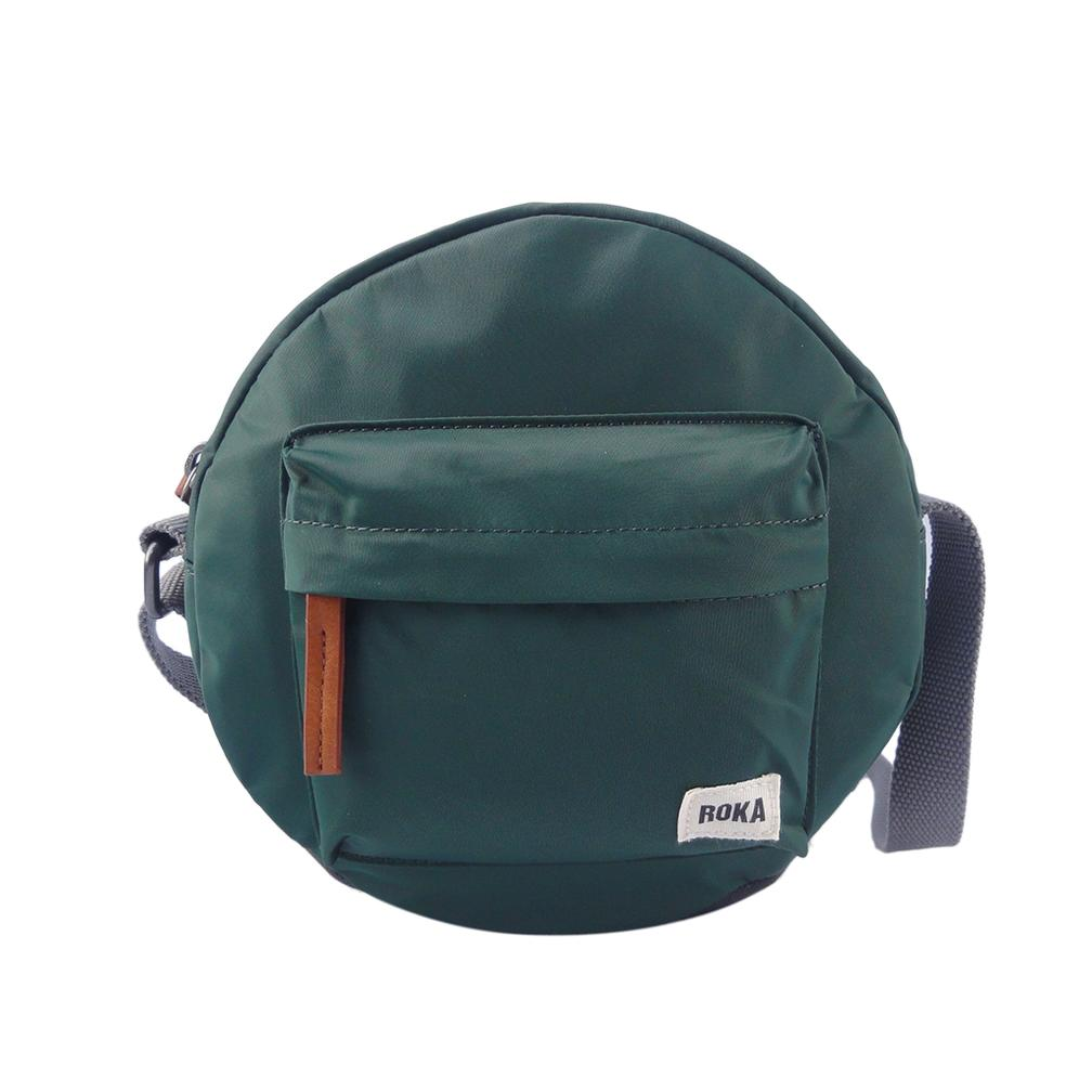 Paddington B Cross-Body Bag in Pine