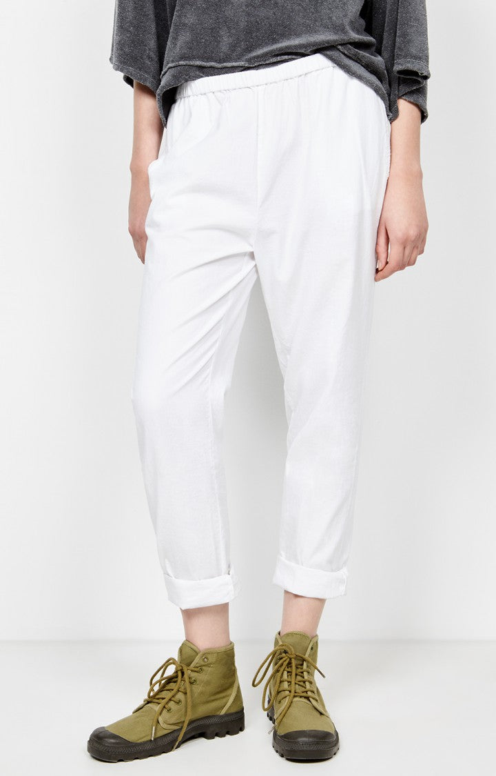 Pizabay Trousers in White