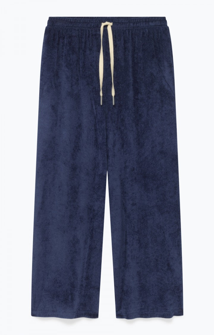 Ponpon Trousers in Satellite