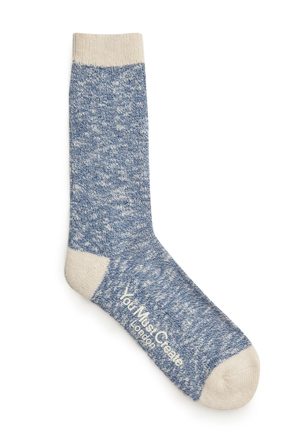 Boot Sock Navy
