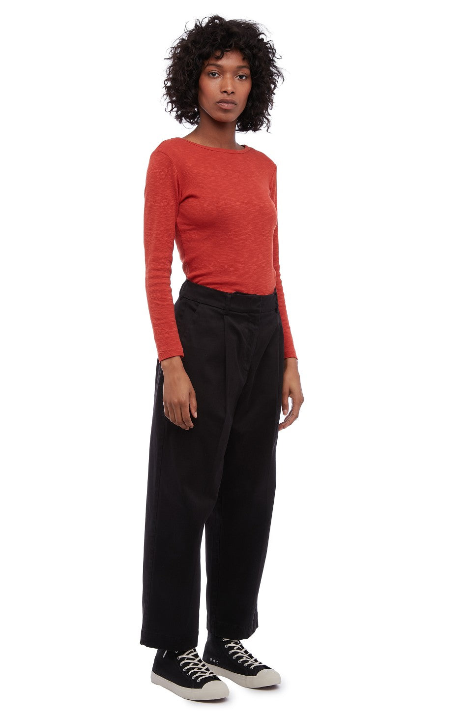Market Pants in Black