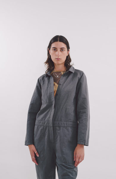 Garland Boilersuit in Slate