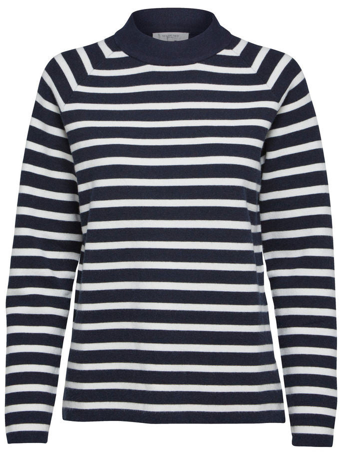 Mia Striped Jumper