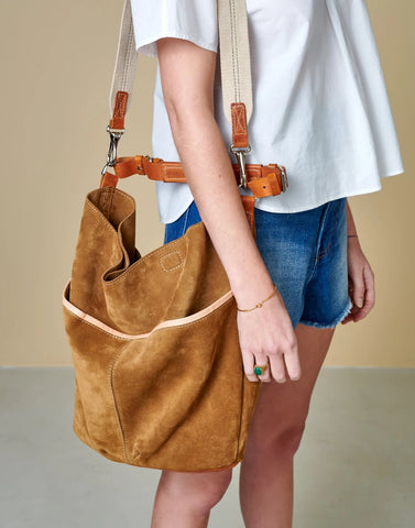 Sofia Bag in Camel