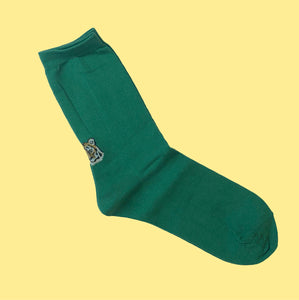 Tiger Socks Green