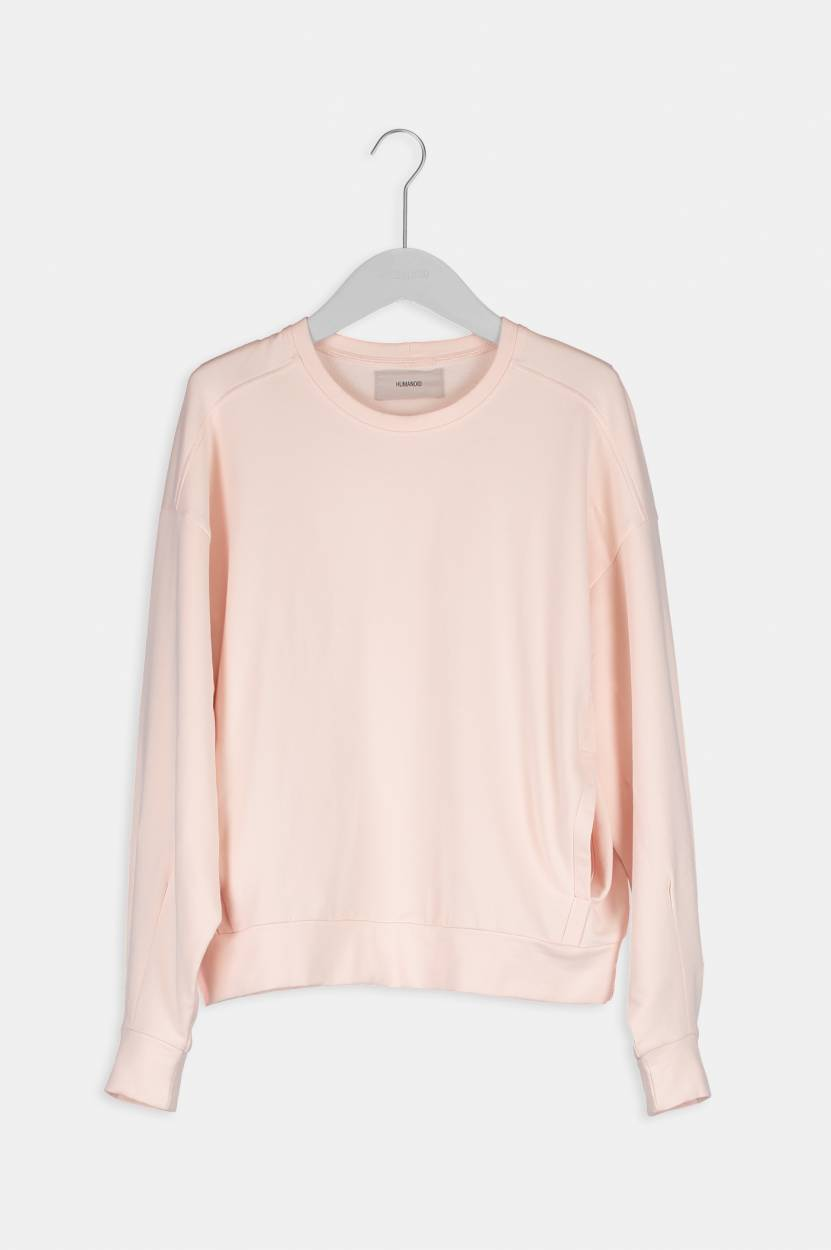 Chunda Sweatshirt in Peach