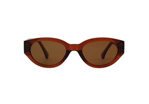 Winnie Sunglasses in Brown