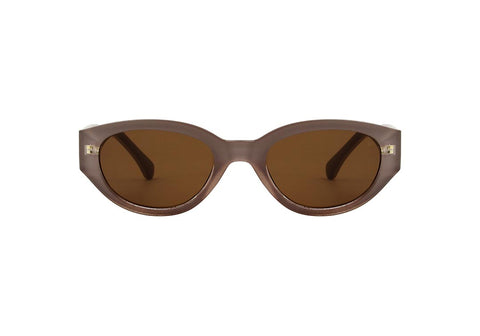 Winnie Sunglasses in Light Grey
