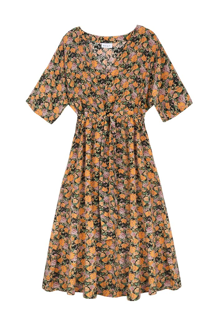 Market Dress in Floral