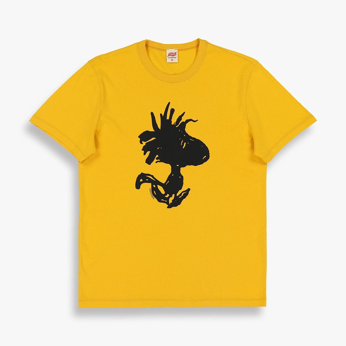 Woodstock Any Road T-Shirt in Yellow