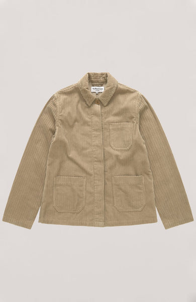 Alma Jacket in Sand Cord
