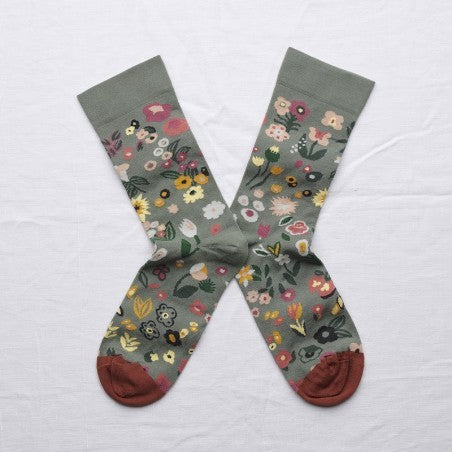 Cedar Flower Socks