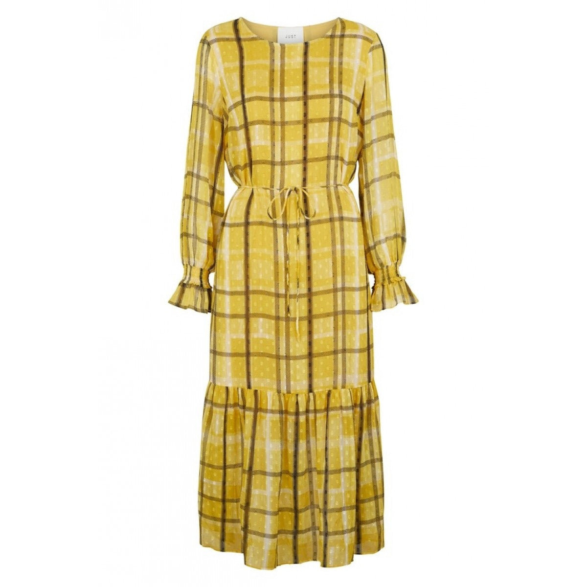 Chinie Dress in Yellow