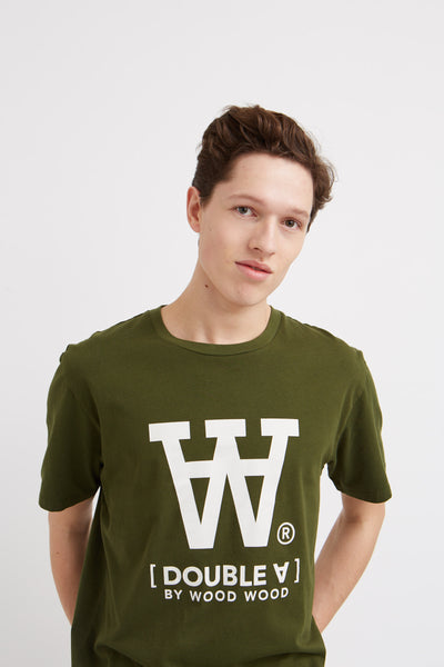 Ace Short Sleeve T-Shirt Green