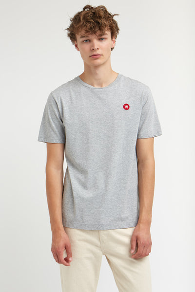 Ace Short Sleeve T-Shirt Grey