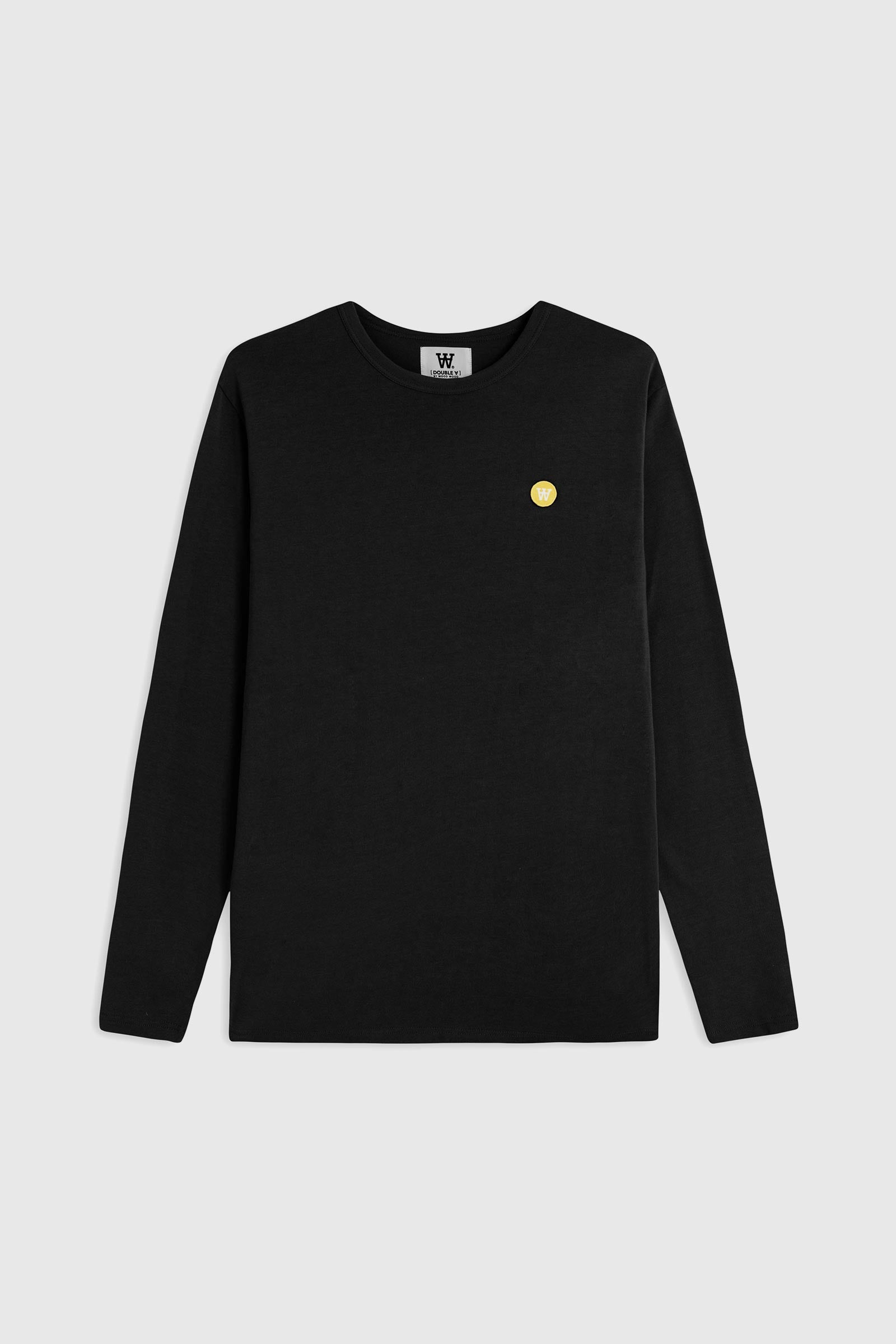 Mel Long Sleeve T-Shirt Black