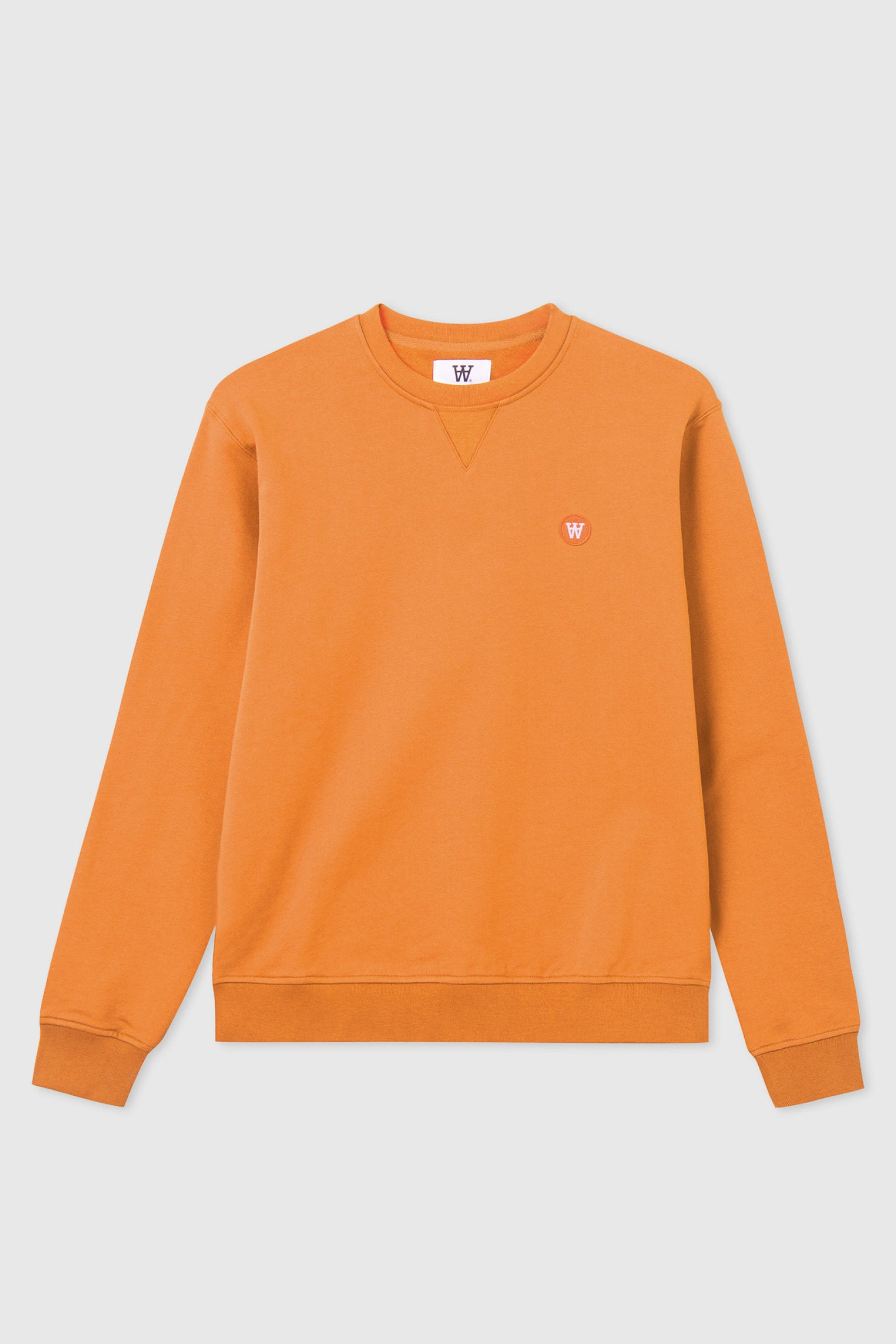 Tye Sweatshirt Orange