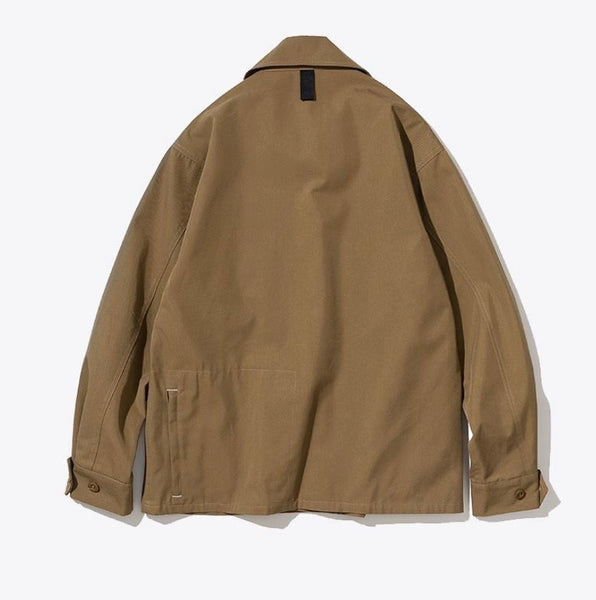 Jungle Fatigue Jacket in Brown