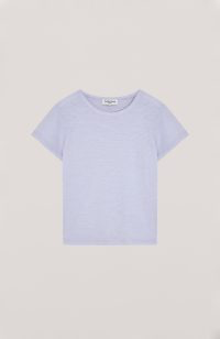 Short Sleeve Lilac Day Tee T-Shirt