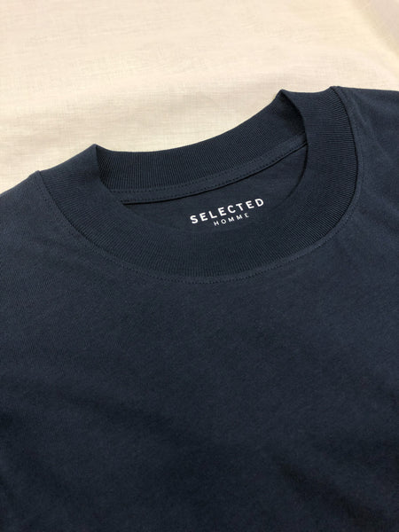 Relax T-shirt in Navy