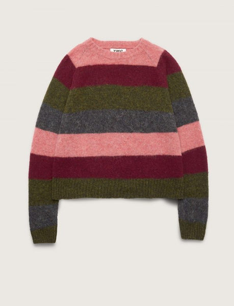 Bryer Crew Neck Jumper