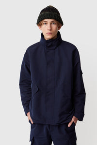 Skipper Jacket in Navy