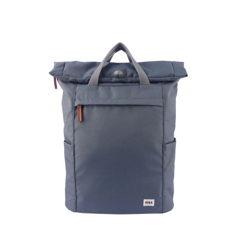 Finchley A Large Rucksack- Charcoal
