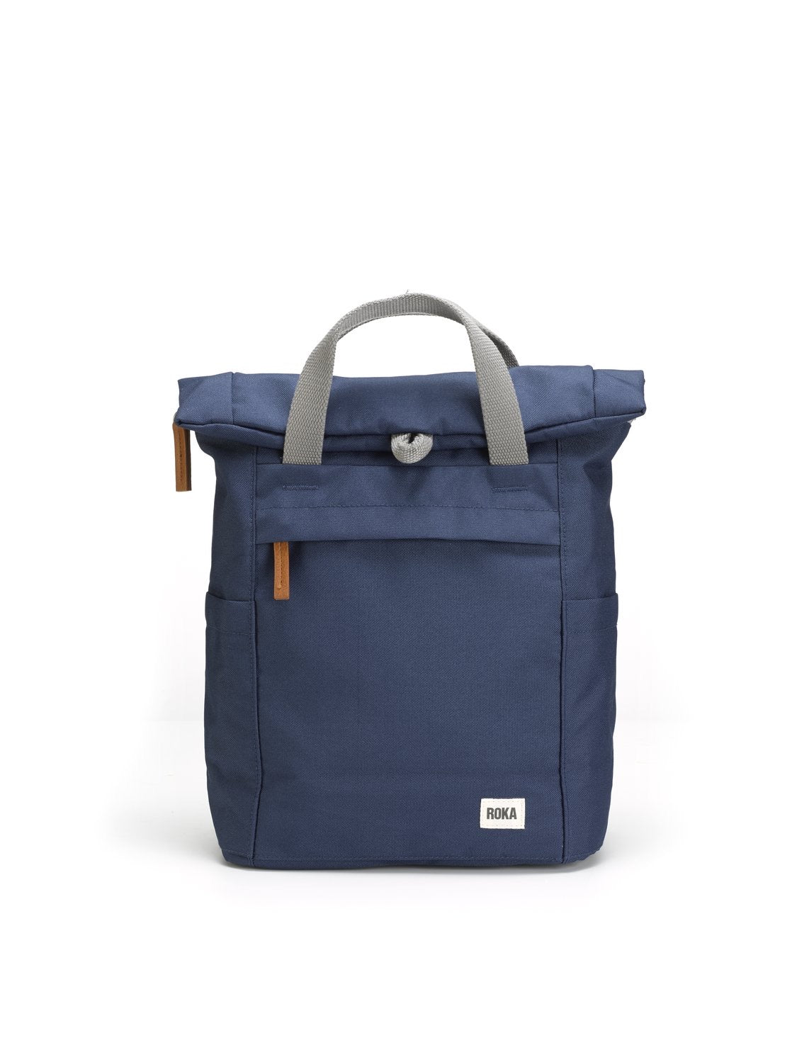 Finchley A Medium Sustainable Rucksack in Mineral