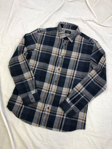 Gunnar Shirt in Blue Check