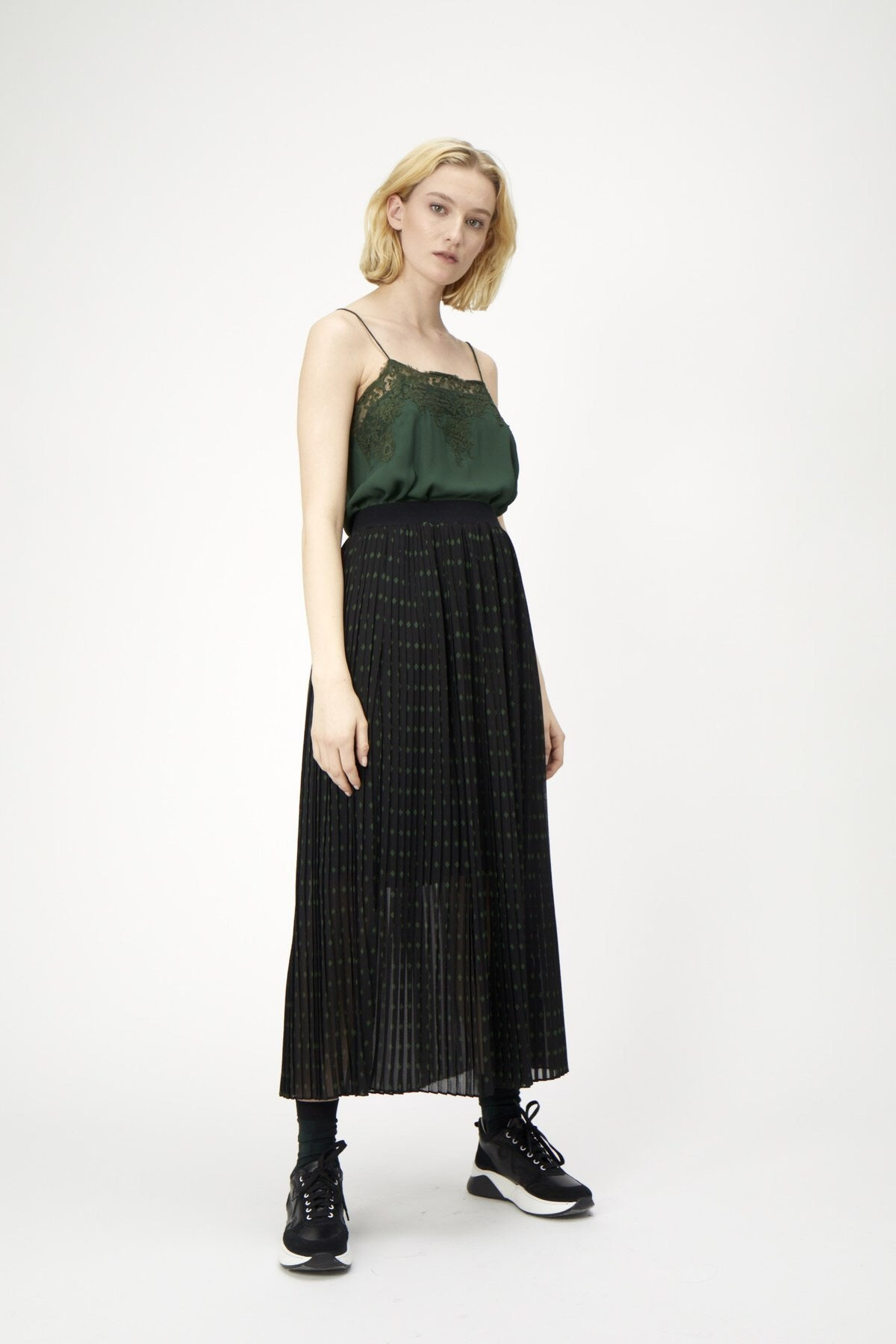 Just Female Philine Maxi Skirt