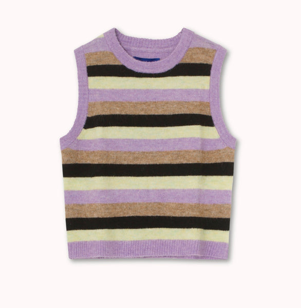 Cami Vest in Purple